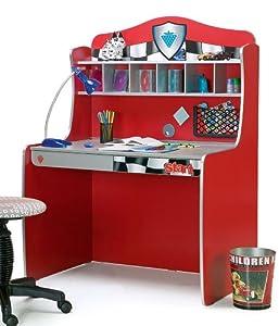 children 39 s bedroom furniture boys red racer desk