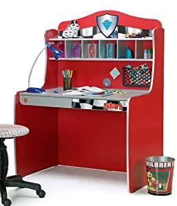 children 39 s bedroom furniture boys red racer desk amazon
