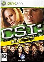 CSI: Hard Evidence (Xbox 360)
