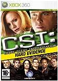 Cheapest CSI: Crime Scene Investigation - Hard Evidence on Xbox 360