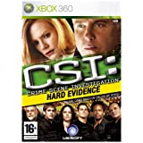 CSI: Hard Evidence (Xbox 360)by Ubisoft