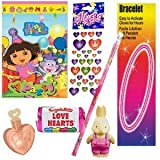 PRE FILLED Dora the Explorer BARGAIN Party Bag (Girls Toys)