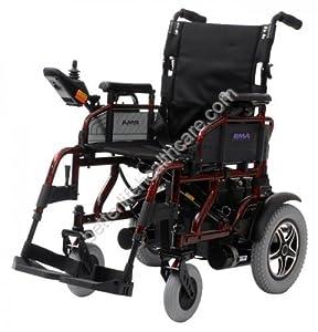Shoprider Sirocco Electric Wheelchair Powerchair