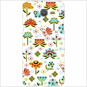 Samsung Galaxy Grand Prime SM-G530H Back Cover - Soothing Designer Cases