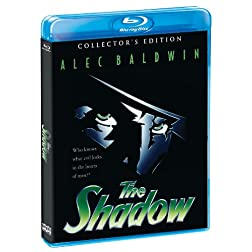 The Shadow (Collector's Edition) [Blu-ray]