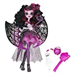 Toy - Mattel X3716 - Monster High Kostmparty Draculaura, Puppe