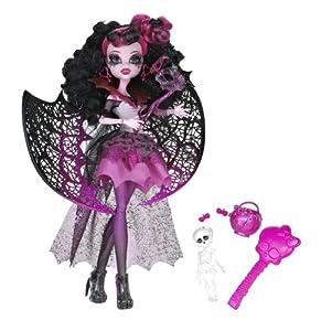 Monster High BCH87 - Muñeca Draculaura Una Fiesta Divina De La Muerte (Mattel)