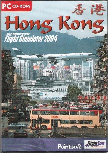 Hong Kong for MS Flight Simulator 2004/2002/2000 (CD)