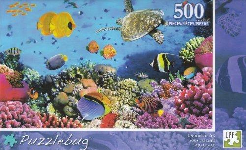 Puzzlebug 500 - Under The Sea - 1
