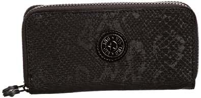 Kipling Women's Uzario Wallet K15027A13 Black Snake