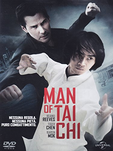 Man of tai chi [IT Import]