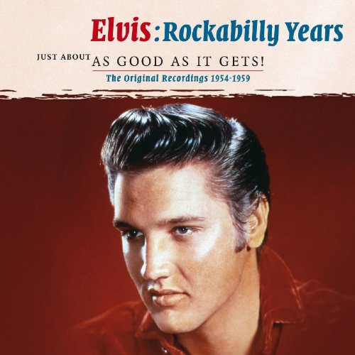 Rockabilly-Years-1954-1959-Elvis-Presley-Audio-CD