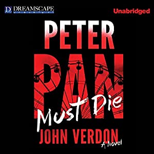Peter Pan Must Die Audiobook
