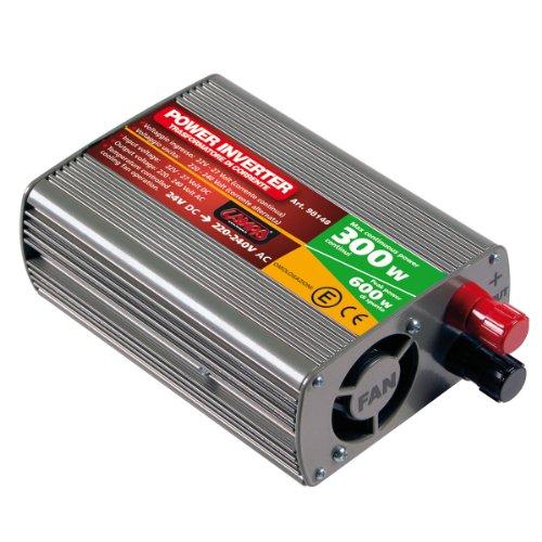 LA_98148 Spannungswandler 24V auf 230V, 300W