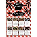 Get Baked Pot Cooking Marijuana Recipes Poster 1533 Poster Print, 24x36