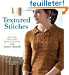 Textured Stitches: Knitted Sweaters &...