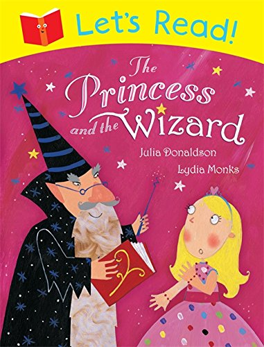 Let's Read! The Princess and the Wizard