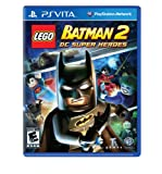 LEGO Batman 2: DC Super Heroes - PlayStation Vita