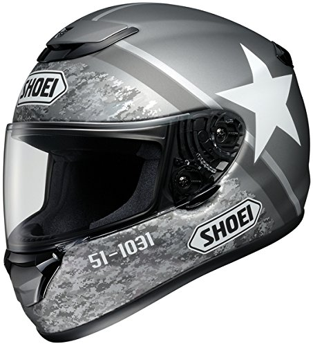 Shoei Qwest Resolute Tc-5 SIZE:MED Full Face Motorcycle Helmet (Wheel Throwing Machine compare prices)