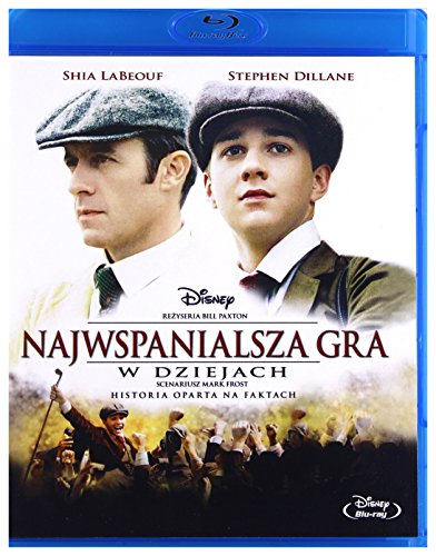 The Greatest Game Ever Played [Blu-Ray] (English audio. English subtitles)