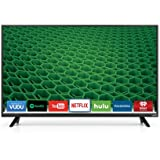 "VIZIO D43-D2 D-Series 43"" Class Full Array LED Smart TV (Black)"