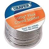 Advanced Draper XS44040 100G Reel Of K60/40 Tin / Lead Solder Wire [Pack of 1] w/Extended Warranty