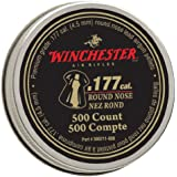 Winchester Round Nose .177 Caliber Pellets