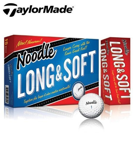 TaylorMade Noodle+ 2012 Golf Balls (15 Pack)
