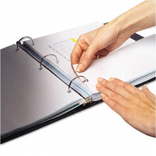 Swingline : 20-Sheet ProFile Three-Hole Punch -:- Sold as 2 Packs of - 1 - / - Total of 2 Each kitswi3747308unv10200 value kit swingline selfseal clear laminating sheets swi3747308 and universal small binder clips unv10200