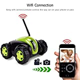 Remote Control Toy Car with Camera for Adult and Children Mobile Surveillance Auto Charge