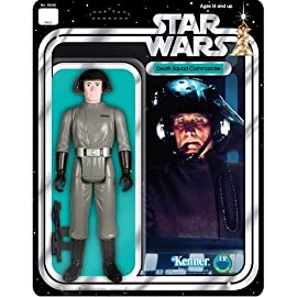 Death Squad Commander Star Wars 12 Inch Kenner Gentle Giant Jumbo Figure