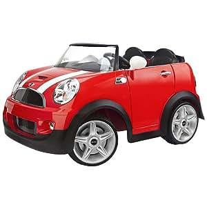 Avigo 12 Volt Mini Cooper Ride On - Red