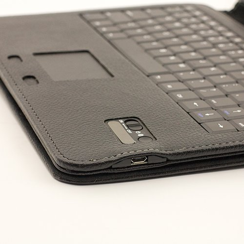 Keyboard with Touchpad for Samsung Galaxy Tab 1 & 2 10.1 Tablet