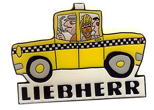 Liebherr - Taxi - Pin aus Metall