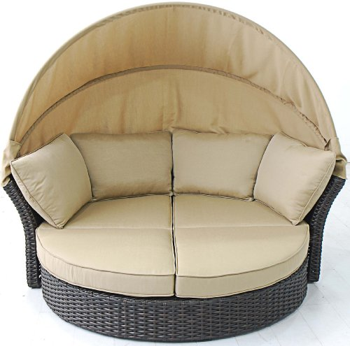 Creative Living Antigua Loveseat with Cushions photo