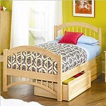 Big Sale Atlantic Furniture AP9456005 Windsor Platform Bed