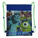 Officially Licensed Disney Pixar Drawstring Bag - Monster University