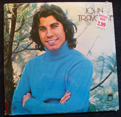 John Travolta Cd Covers