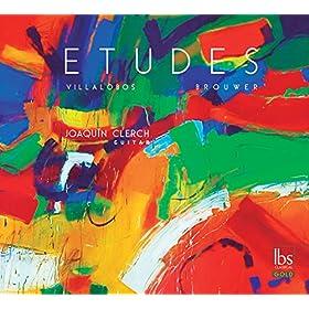 12 Etudes: No. 5. Andantino