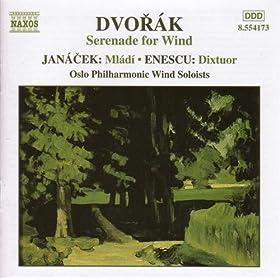Serenade in D minor, Op. 44: I. Moderato, quasi marcia
