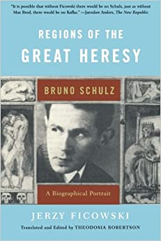 Regions of the great heresy bruno schulz a biographical for Bruno schulz mural
