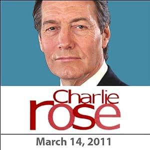 Charlie Rose: Seth Stein, Olli Heinonen, Frank N. von Hippel, Walter Mossberg, and Anna Coren, March 14, 2011 Radio/TV Program