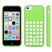 Everythink iPhone5C シリコン ケース グリーン 【全6色】 iPhone5C silicon case green