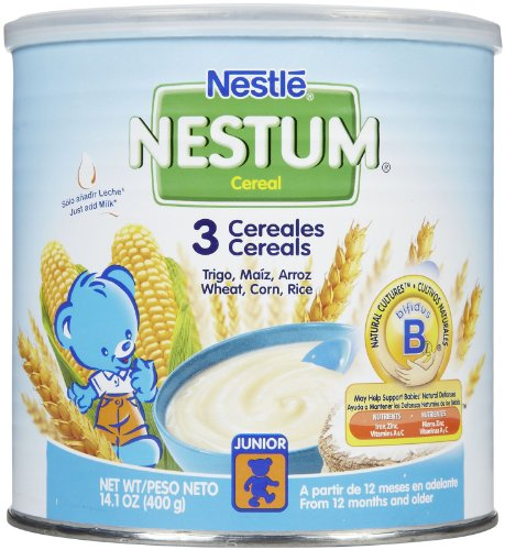 Nestum 3 Cereals - Wheat, Corn and Rice - 1