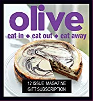 OLIVE Magazine - Magazine Gift Subscription