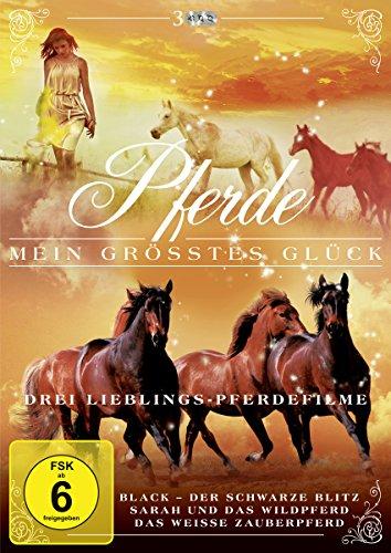 Pferde - Mein größtes Glück [3 DVDs]