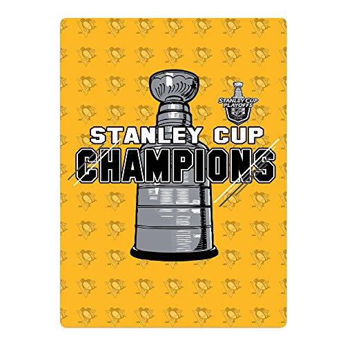 "Big Boy PITTSBURGH PENGUINS 2016 STANLEY CUP CHAMPIONS 25.6""x35.5"" Beach Towel"