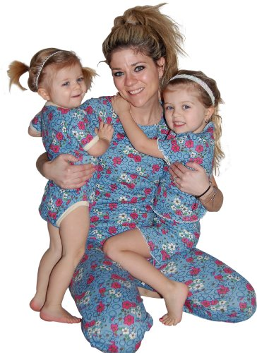 Floral Dreams Matching- Lrg front-451824
