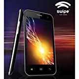 "Swipe Sonic EVDO(3G) (CDMA+GSM) 4""Inch Android 4.1 Jelly Bean Smartphone- Black"