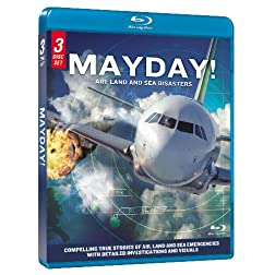 Mayday!: Season 3 and 4 (3-Pk) [Blu-ray]